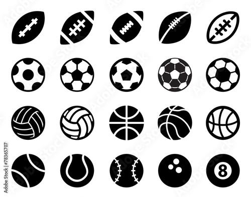 Sport Balls - 78365707