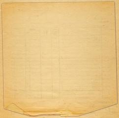 Old grunge cardboard sheet of paper for design