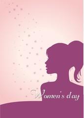 festa della donna rosa