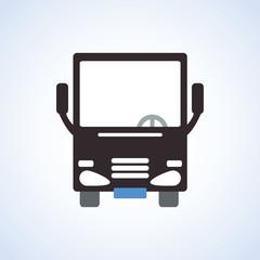 city bus.