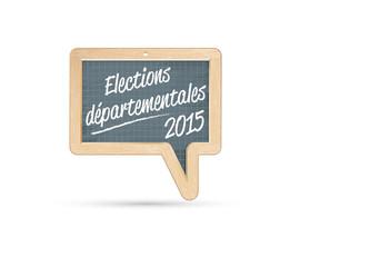 élections départementales en 2015