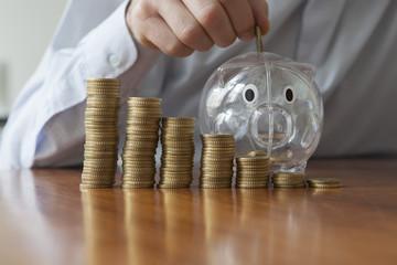 Finanzen, Sparschwein, Sparen
