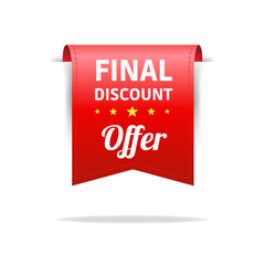 Final Discount Red Label