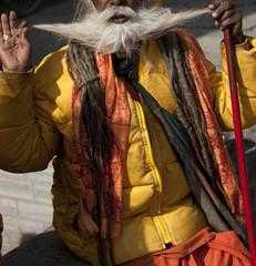 Nepalese guru, Kathmandu