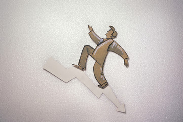 Conceptual business illustration