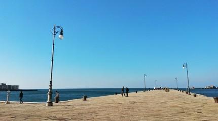 Audace wharf To Trieste
