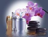 Fototapety Yin und Yang, Wellness und Kosmetik