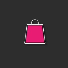 sac shopping, panier