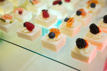 Open - faced sandwiches