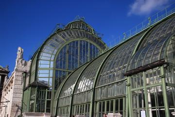 Vienna Greenhouse in burggarten (close-up/2)