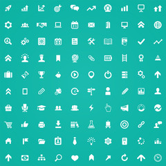 100 startup icons