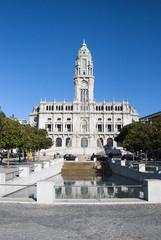 Ayuntamiento Oporto