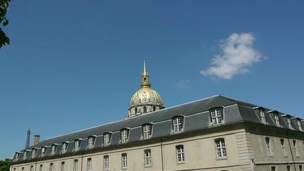 anning to Les Invalides - L'Hotel national des Invalides, Paris