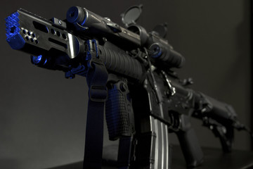 Automatic Machine Gun Replica
