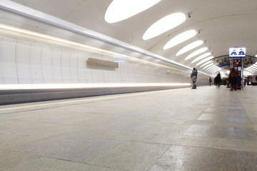 Metro in dvizheniia