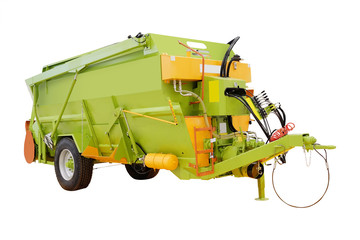 Feed mixer agricultural machine