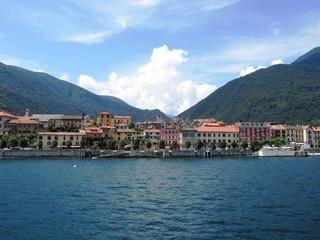 Cannobio am Lago Maggiore - Italien