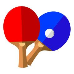 Icono tenis de mesa