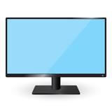 Desktop monitor , full hd aspect ratio 16:9