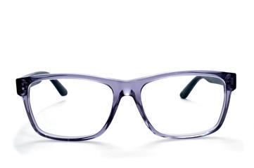 plastic rimmed eyeglasses