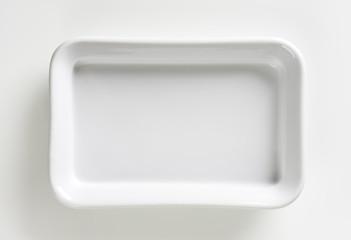 Rectangle ceramic baking dish