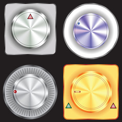 control buttons