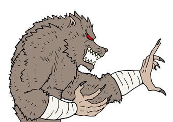 Monster martial arts