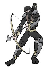 Ninja arc