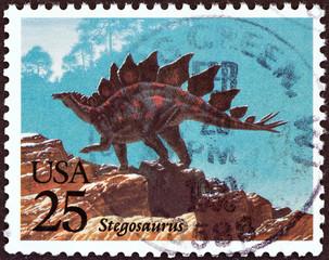 Stegosaurus (USA 1989)