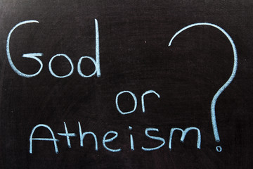 God or Atheism