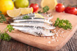 fresh pilchard - 78416537