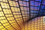 modern glass facade, abstract composition - 78419339