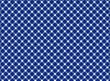 canvas print picture - Tischdecken-Hintergrund dunkelblau