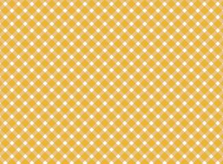 Hintergrund: Tischdeckenmuster orange weiß