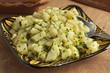 Traditional moroccan potato salad
