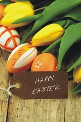 card happy easter