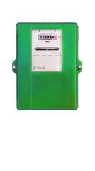 Grüner Stromzähler