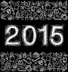 Vector sketch numbers 2015