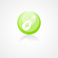 Ukulele web icon
