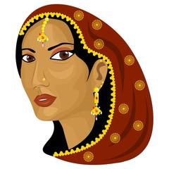 east woman