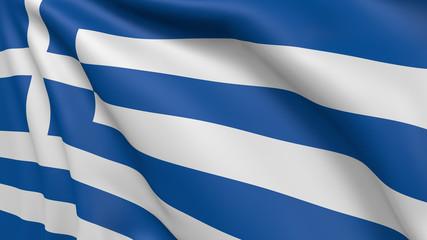 Flag of Greece - 002