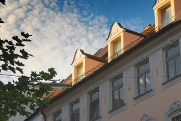 Bavarian architecture