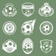Soccer emblems - 78429703