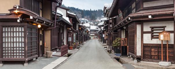 Takayama in der Präfektur Gifu