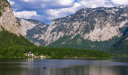 オーストリア ハルシュタット Hallstatt Austria