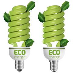 Ampoule Eco 04 sans ombre