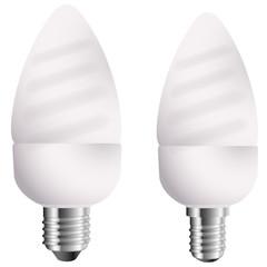 Ampoule eco 03 sans ombre