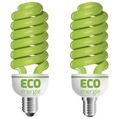 Ampoule Eco 06 sans ombre