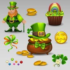 St Patricks set 2