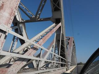 Puente en Mandalay (Myanmar)